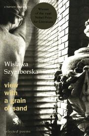 Cover of: View with a grain of sand