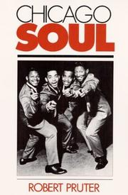 Cover of: Chicago Soul (Music in American Life)
