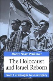 Cover of: The Holocaust and Israel reborn