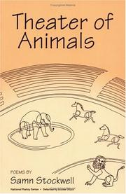 Cover of: Theater of animals | Samn Stockwell