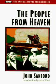Cover of: The people from heaven | John B. Sanford