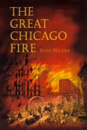 Cover of: The great Chicago fire