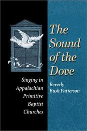 The sound of the dove by Beverly Bush Patterson