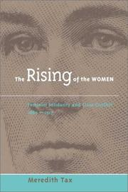 Cover of: The Rising of Women