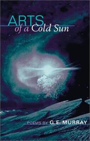 Cover of: Arts of a cold sun