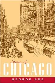 Cover of: Stories of Chicago