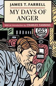 Cover of: My Days of Anger | James T Farrell
