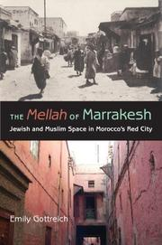 Cover of: The Mellah of Marrakesh | Emily Gottreich