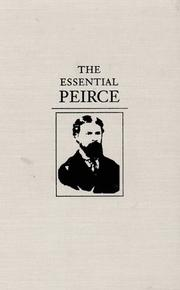 Cover of: The Essential Peirce