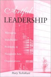 Cover of: Artful leadership