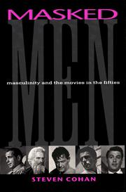Cover of: Masked men