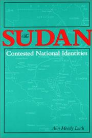 Cover of: The Sudan | Ann Mosely Lesch