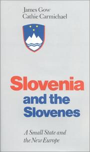 Cover of: Slovenia and the Slovenes