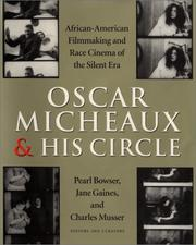 Cover of: Oscar Micheaux and his circle