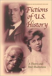 Cover of: Fictions of U.S. history