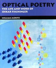 Cover of: Optical Poetry | William Moritz