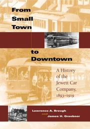 From Small Town to Downtown by Lawrence A. Brough, James H. Graebner
