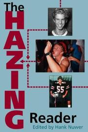 Cover of: The Hazing Reader