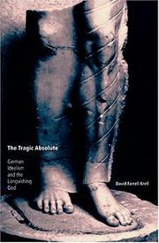 Cover of: The tragic absolute