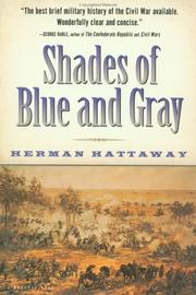 Cover of: Shades of Blue and Gray