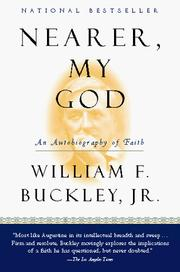 Cover of: Nearer, my God: an autobiography of faith