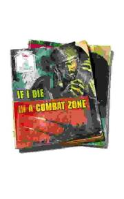 Cover of: If I Die in a Combat Zone (1970s A)