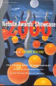 Cover of: Nebula Awards Showcase 2000