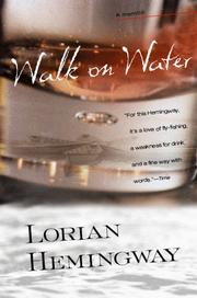 Cover of: Walk on water
