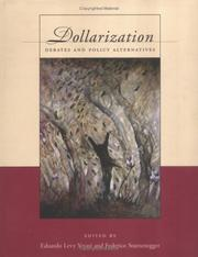 Cover of: Dollarization |