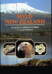 Cover of: Wild New Zealand