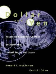 Cover of: Dollar and yen