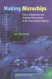 Cover of: Making microchips