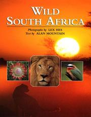 Cover of: Wild South Africa