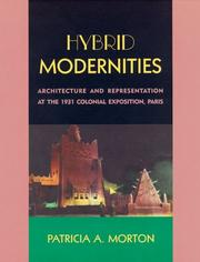 Cover of: Hybrid Modernities | Patricia A. Morton