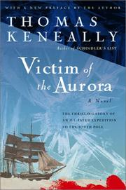 Cover of: Victim of the aurora
