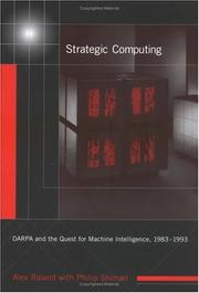 Cover of: Strategic Computing | Alex Roland