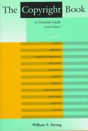 Cover of: The copyright book