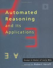 Cover of: Automated Reasoning and Its Applications