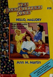 Hello, Mallory (Baby-Sitters Club)