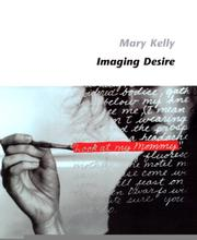 Cover of: Imaging Desire (Writing Art) | Mary Kelly