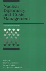 Cover of: Nuclear diplomacy and crisis management |