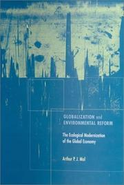 Cover of: Globalization and Environmental Reform