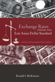 Cover of: Exchange Rates under the East Asian Dollar Standard