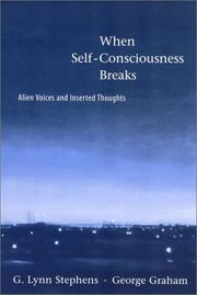 Cover of: When Self-Consciousness Breaks | G. Lynn Stephens