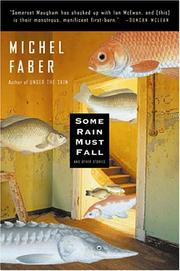 Cover of: Some rain must fall: And Other Stories
