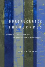 Cover of: Bureaucratic Landscapes
