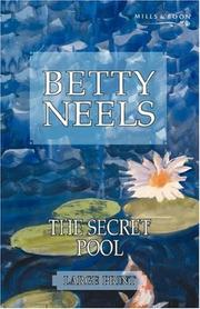 The Secret Pool by Betty Neels