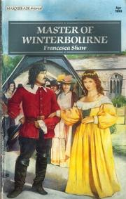 Cover of: Master of Winterbourne