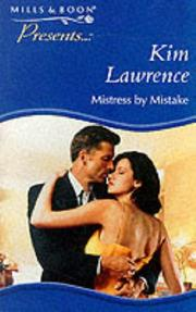 Cover of: Mistress by Mistake (Presents)