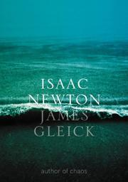 Cover of: Isaac Newton